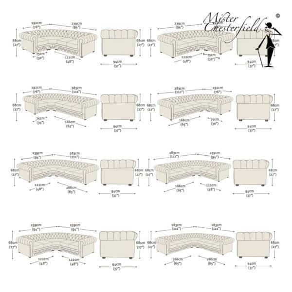 chesterfield-corner-sofa's-hoekbank