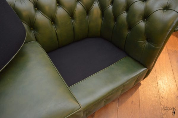 CHESTERFIELD-GREEN-USED