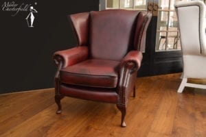 chesterfield_oorfauteuil_rood