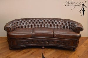 curved chesterfield couch