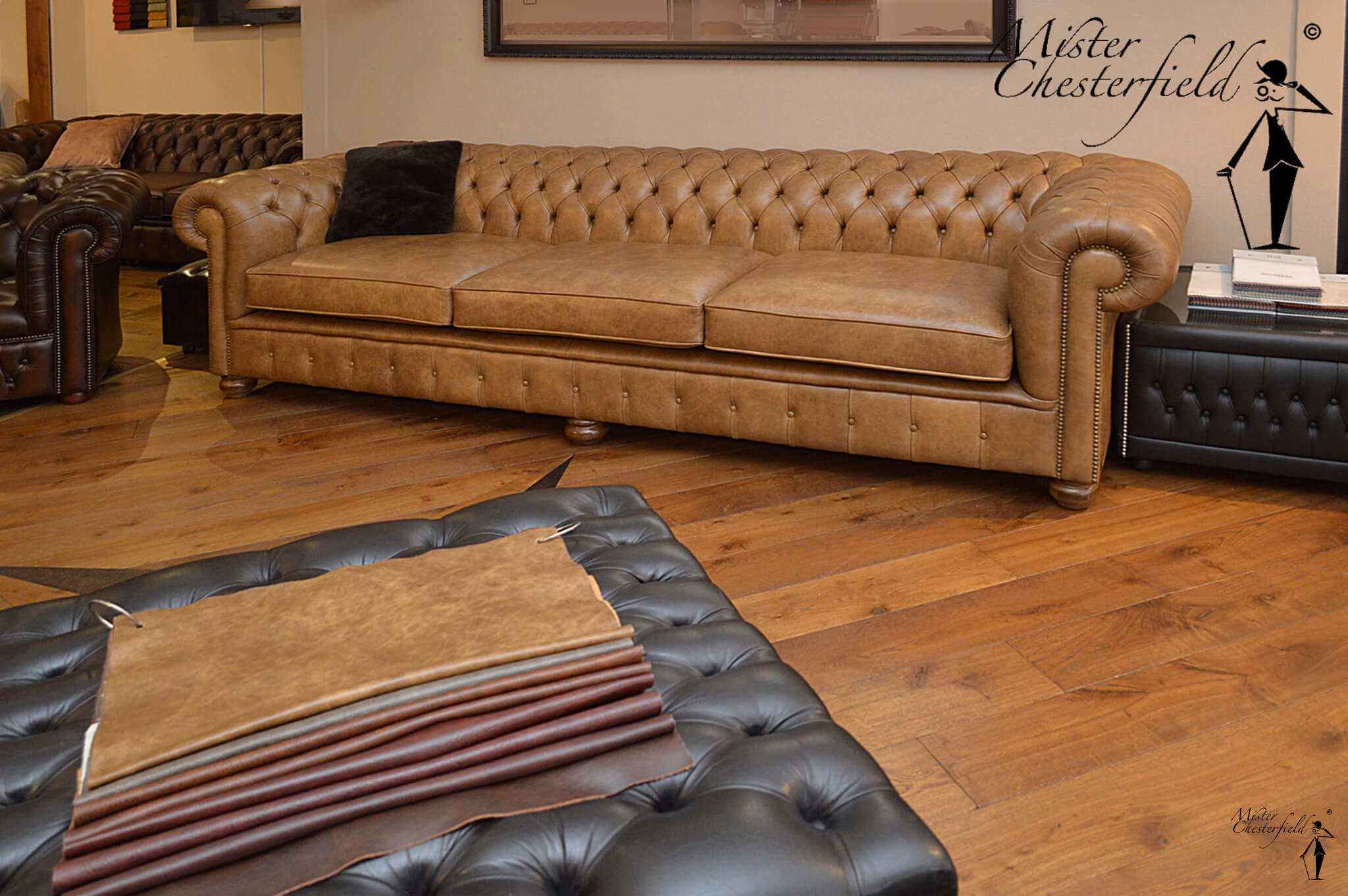 Chesterfield meubels mister chesterfield for Tweedehands meubels webshop