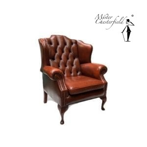 Chesterfield-orange-queen-vintage