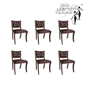 regency-diner-cheterfield-chairs