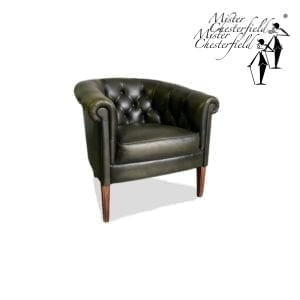 Chesterfield-tub-chair-olive-green-0005