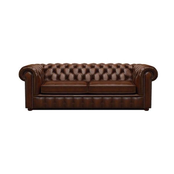 chesterfield-bruin-origineel-breed-225cm