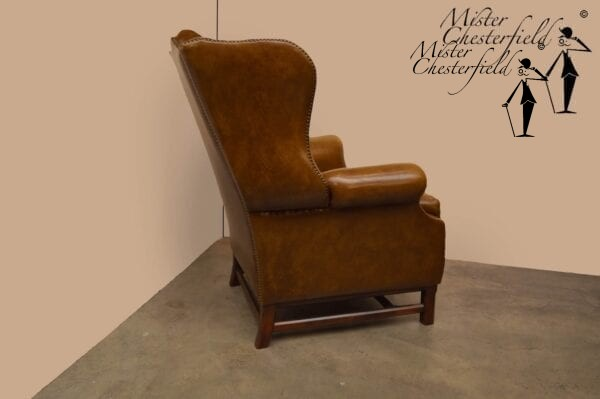 Ggoogle-vintage-mostert-chesterfield-wingchair-2