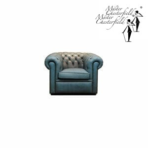 google-blue-blauw-chesterfield-stoel-tweedehands