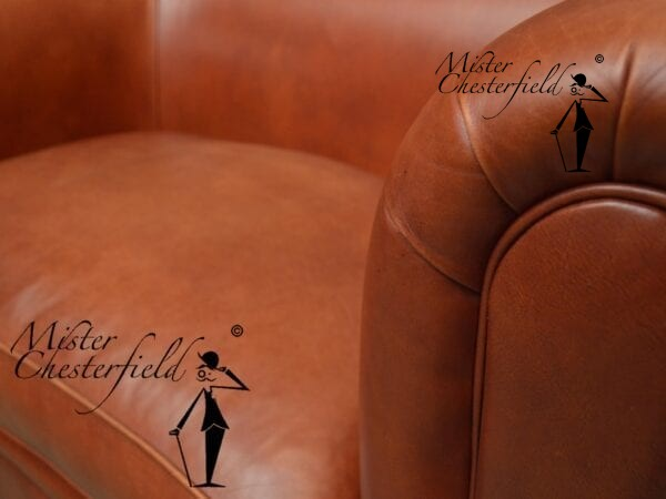 chesterfield-zonder-knopen-rust-cognac-detail
