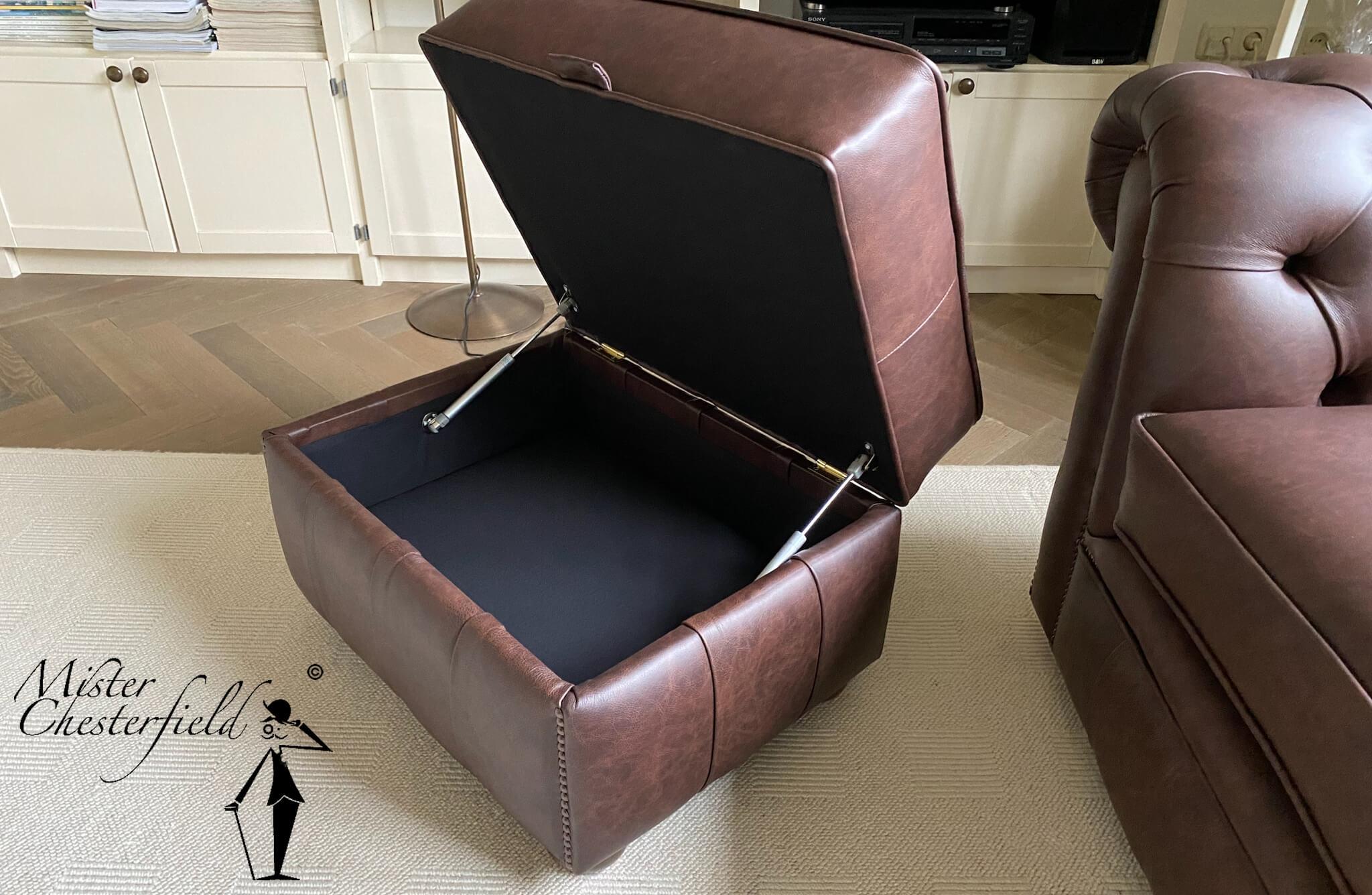 fotoboek-chesterfield-hocker-box-lid-gas-struts-footstool
