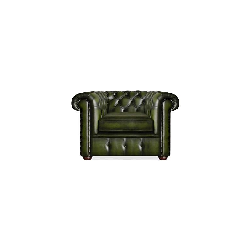 chesterfield-leeds-green-chair-111cm